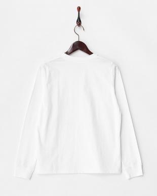 WHITE  1996 GIRLS 長袖Tシャツ見る