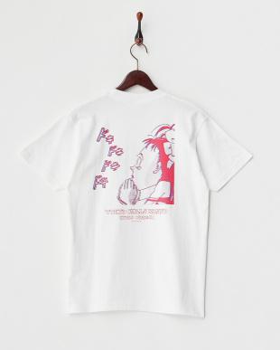 WHITE  SAKAE 半袖Tシャツ見る