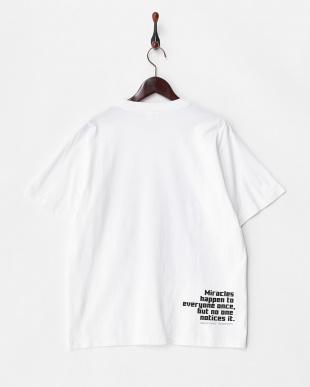 WHITE  わたしは真悟 MENS 半袖Tシャツ見る