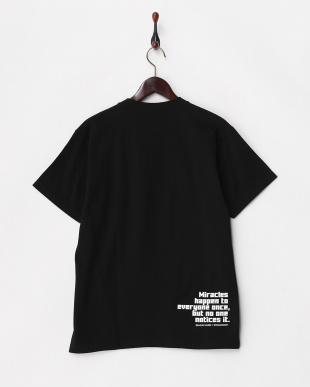 BLACK  わたしは真悟 MENS 半袖Tシャツ見る