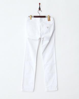 ホワイト Denim Pants見る