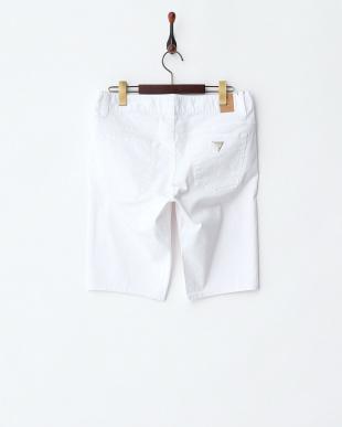 ホワイト Denim Pants(ショーツ)見る