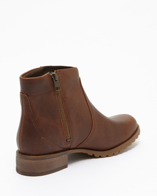 BROWN  BANFIELD ANKLE ブーツ見る