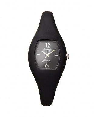 white/Black/Purple Watch・シリコンベルト 3個セット見る