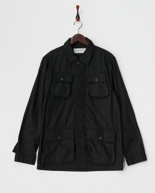 ブラック  フィールドジャケット見る