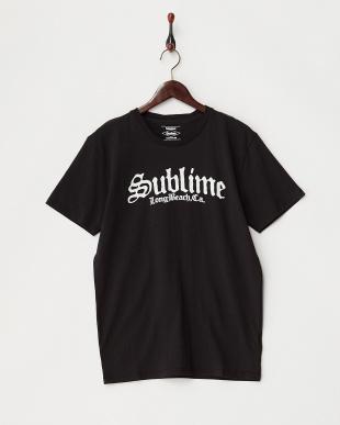 ブラック  Sublime プリントTシャツ見る
