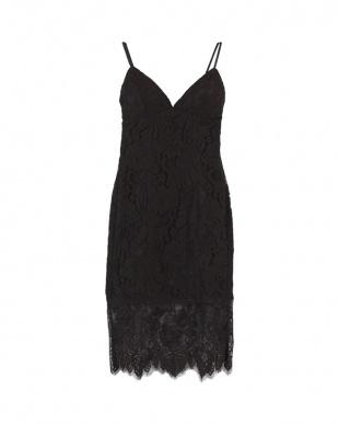ブラック  キャミレースドレス(SP)(152)見る