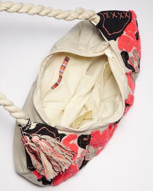 NATURAL  Body Bag・コットンキャンバス/刺繍見る