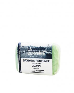 サボン・ド・プロヴァンス ジャスミン 100g×3個セット見る