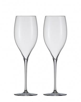 GRACE 若い白ワインワイングラス ペアセット見る