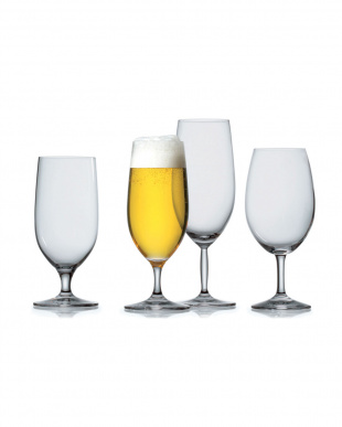 CLASSICO ビールグラス6個セット見る