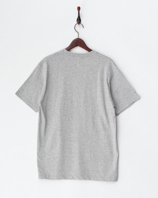 GRAY  プリントTシャツ見る