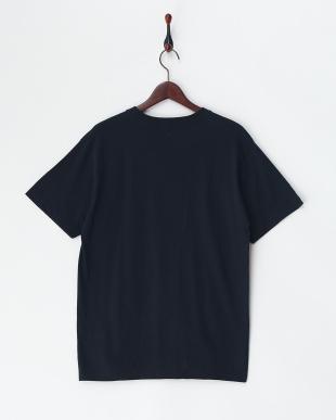 NAVY  プリントTシャツ見る