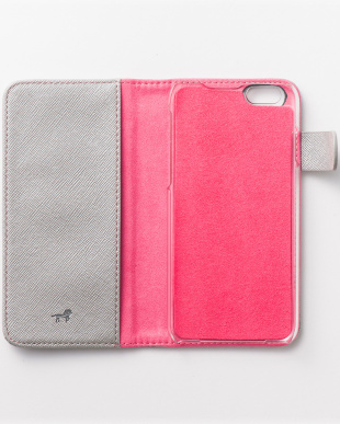 シルバーピンク  ラメ iPhone6・6s case/PEDIR見る