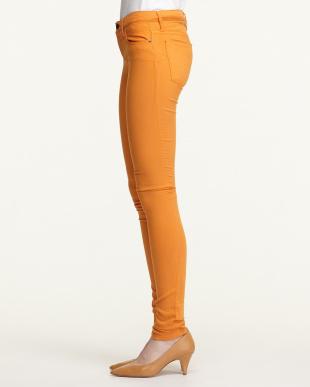 orange  IRRGLR SM W2 5ポケット スキニーパンツ見る
