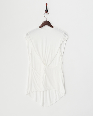 off white  スラックジャージー バックツイストTシャツ見る