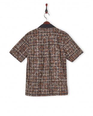 ダークブラウン  50'Sシャツ見る