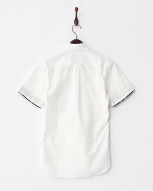 WHITE  SK.CAMO C/L ボタンダウンシャツ見る