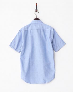 SAX  MI.フラワーポケットシャツ見る