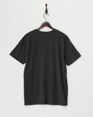 ダークグレー  VガゼットTシャツ見る