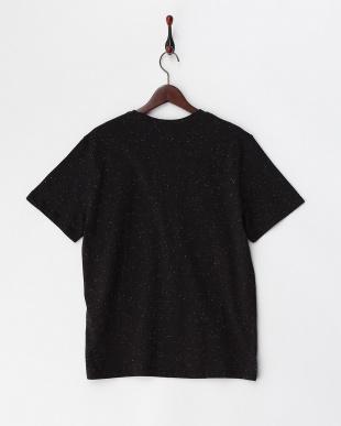 ブラック系 ネップ風Tシャツ見る