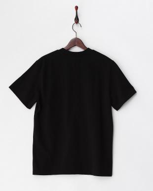 ブラック  スケボープリントTシャツ見る