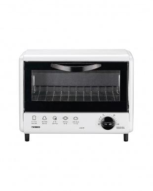 ホワイト オーブントースター見る
