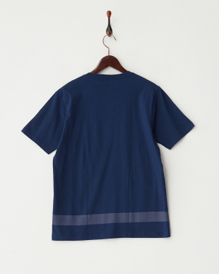 NAVY  MI.CAMO POCKET VネックTEE | MEN見る