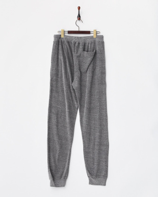 GREY  LAZY TERRY PANTS見る