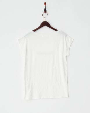オフホワイト NO PLACE 半袖Tシャツ見る