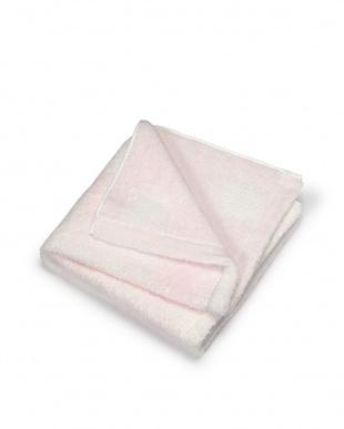 ピンク  雲KUMO バスタオル見る