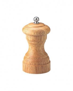 木製ペッパーミル&ソルトシェーカーセット見る