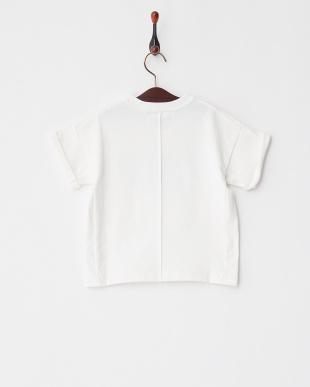 ホワイト  BAKERY BROOKLYN NEWYORK プリントTシャツ│KIDS見る