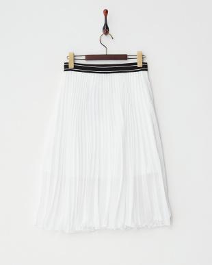WHITE SUNRAY SPORT WB MIDI スカート見る