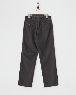 CHARCOAL 001 WORK PANTS見る