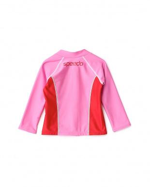 ピンク  ベビーアクアシャツ|BABY見る