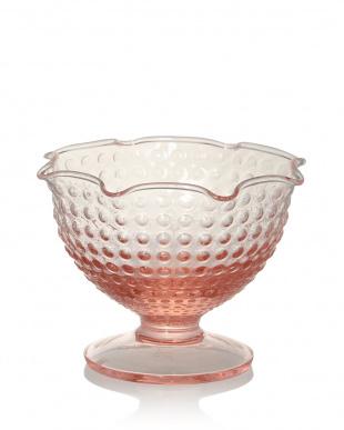ピンク  デザートカップ・ペア見る