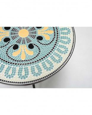 スチールテーブル φ51×71cm見る