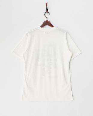 ホワイト  AD Tシャツ見る