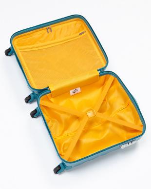 オレンジ  Crystalite  Spinner 50cm ハードキャリー見る