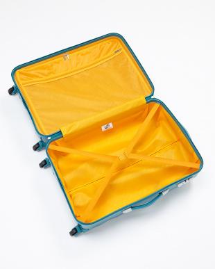 オレンジ  Crystalite Spinner 69cm ハードキャリー見る