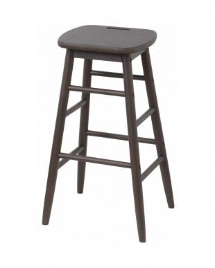 ディープグレイ high stool見る