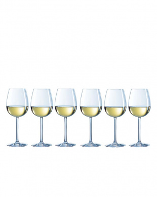 ウノローグ エキスパート 350(白ワイン用) 6客セット見る