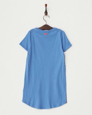 ブルー系 FULL OF STARS Tシャツ見る