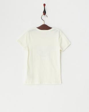 ライトイエロー  TW BASIC CREW プリントTシャツ見る