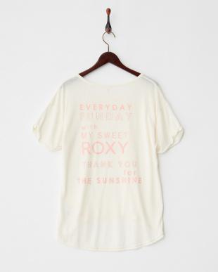 WBB0  COZY LOOSE TEE バックプリントTシャツ見る