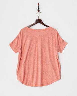ピンク BOXY POCKET BONDI WA Tシャツ見る