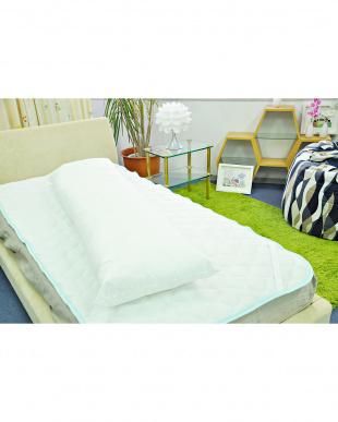 アイボリー 抗菌防臭加工 抱き枕中材 48×158cm見る