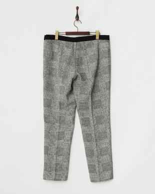 ブラック系 RAMINO Long pants見る