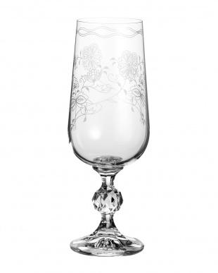 カリクリスタルガラス ビアグラス6客セット見る